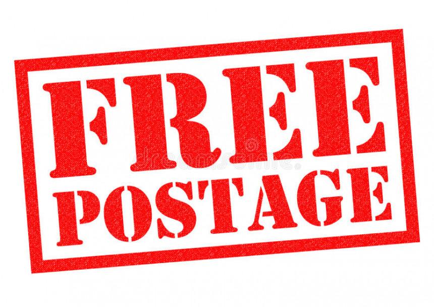 free-postage