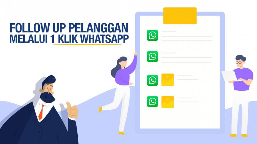 Pembelian Tak Selesai? Follow Up Jer Guna Whatsapp Dalam Ordersini