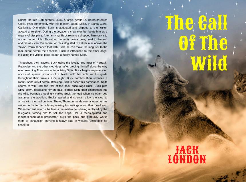 terbitkan-buku-public-domain-di-amazon-the-call-of-the-wild