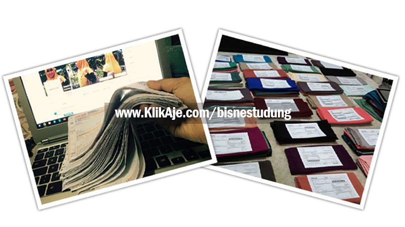 bisnes tudung online